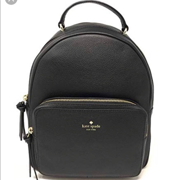 fa05db4b2 kate spade Handbags - Kate Spade Larchmont Ave Leather Backpack